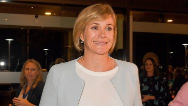 """Independent candidate for Warringah Zali Steggall has vowed to be """"a climate leader""""."""