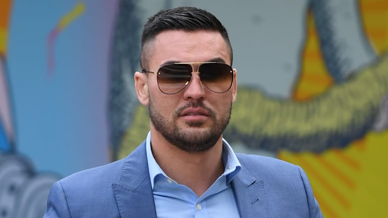 On conditional bail: Salim Mehajer