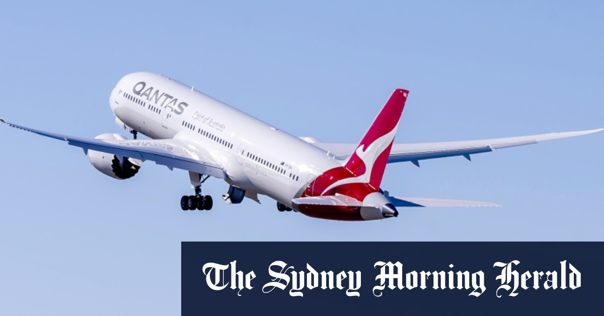 Rescue plan to bring home stranded Aussies from overseas – Sydney Morning Herald