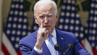 'An international embarrassment': Biden announces gun violence plan