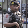 Suicide bomber targets Indonesian police station
