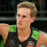 Kyle Adnam was never meant to play in NBL, now he's reached 100 games