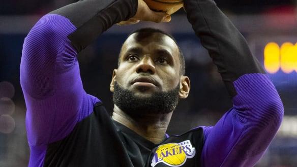 James' injury could lead to nightmare scenario for NBA's broken playoff format