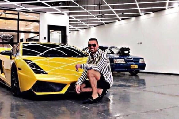 Why are half of Salim Mehajer's 183k Insta followers from Brazil?