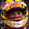 Supercars champ back on track after Gold Coast crash