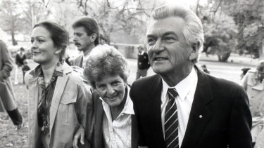 Bob Hawke was also pivotal in popularising do your lolly, coming the raw prawn, economic rationalism and the clever country.