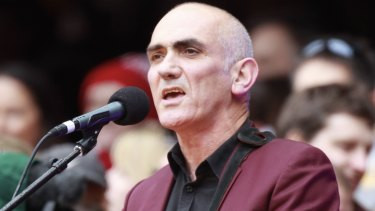 Paul Kelly will headline the AFL pre-game entertainment on September 28.