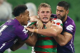Rabbit Proof Defence Storm Deny Souths Again