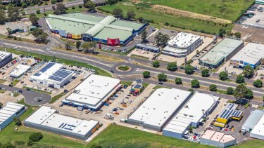 Blaxland Home Centre is a Large Format Retail precinctin the thriving south west Sydney growth corridor of Campbelltown.