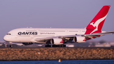Qantas already has 12 A380s in its fleet and the spokesman said it would proceed with plans to refurbish the cabins starting in the middle of this year.