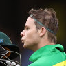 Steve Smith will be the first Australian man to score centuries in three consecutive ODIs if he hits another ton on Wednesday,