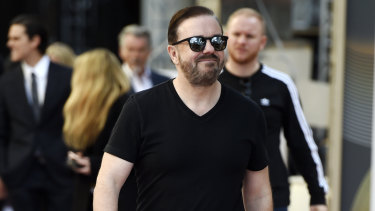 Comedian Ricky Gervais hosted the Golden Globes on January 6 – to mixed reviews.