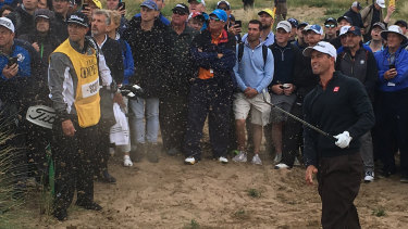 Major pain: Adam Scott's conversion rate at the big tournaments is a source of frustration.