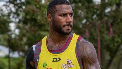 James O'Connor's blunt message for star Reds recruit Vunivalu