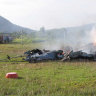 From the Archives, 2005: Navy helicopter crash kills nine soldiers