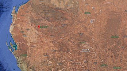 Missing German hiker found dead in WA's north