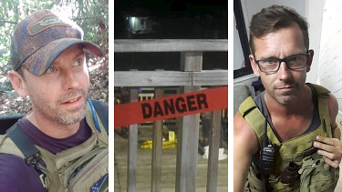 Newcastle man Trent Lee, 40, was working with 57-year-old British national Luke Atkinson when the pair were killed by a bomb blast in a residential area of Honiara, the capital city of the Solomon Islands on Sunday night.