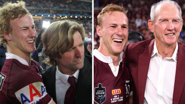 Daly Cherry-Evans knows what supercoaches Des Hasler and Wayne Bennett are capable of.