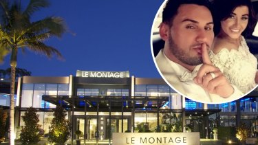 COmposite image of Salim Mehajer and Le Montage