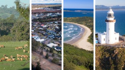 From Byron to Bega: Push for more homes in regional NSW to ease shortage