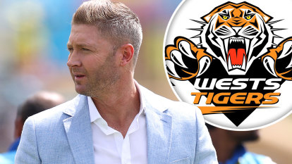 Wests Tigers send SOS to former Test captain Clarke about board role