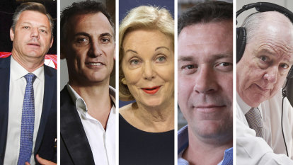 Media shake-up: Five key people to watch in 2020