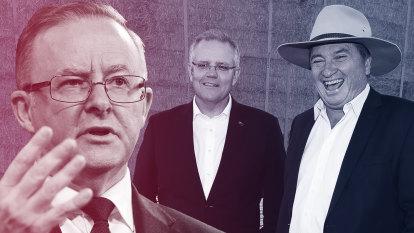 Voters mark down Morrison, Joyce's popularity extraordinarily low