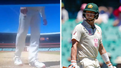 'Conspiracy theories': Taylor, Paine defend Smith over shadow-batting furore
