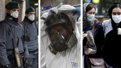 Chief Medical Officer warns of 'increasing chance' of coronavirus pandemic