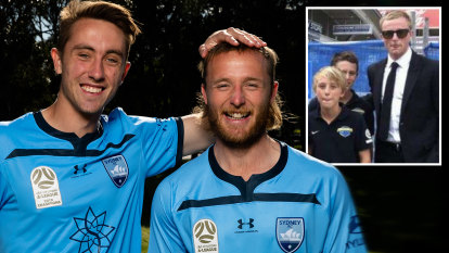 From fan to star: King set to live childhood dream with Sydney FC