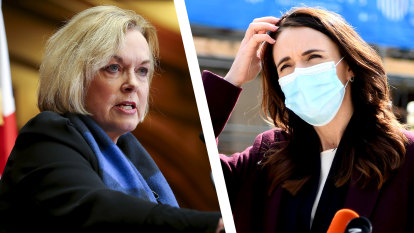 Meet Judith Collins, the woman determined to defeat Jacinda Ardern