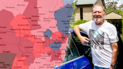 'Financial shark bite': the Sydney suburbs slugged hardest by tolls