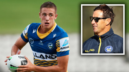 'He will handle this': Johns declares Arthur ready for NRL debut