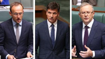 Labor, Greens veto coal move in shock Senate blow to Morrison government
