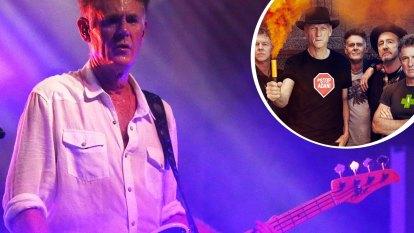 Midnight Oil bassist Bones Hillman dies