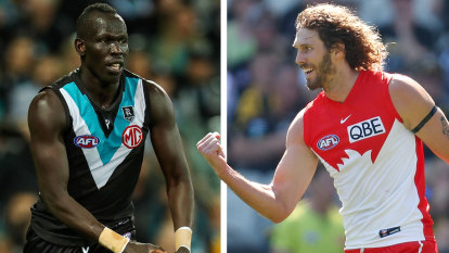 Why the Swans won from the controversial trade of Aliir Aliir