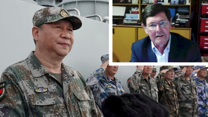 Senior Liberal MP denounces 'totalitarian' Chinese rule on secret tape