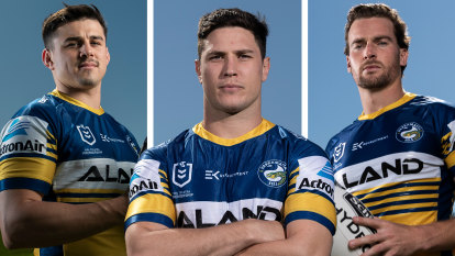 Eels concede it's top four or bust before crucial Tigers clash