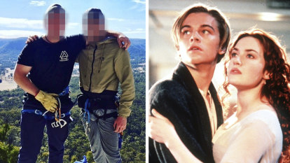 'It's a good movie': Accused shooters claim they were watching Titanic