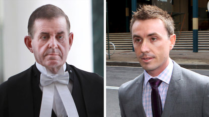 James Ashby sues Commonwealth over $4 million legal bill in Slipper case
