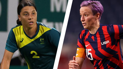Are the Matildas the real deal? We're about to find out