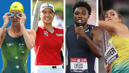 Six of the best: The must-see events each day in week two at the Games