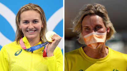 Titmus gold helps a swimming legend reconcile with her lost triumph