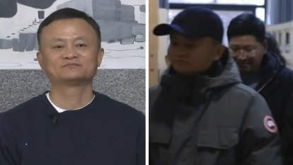 Jack Ma makes first public appearance online since three-month silence