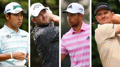 US Masters 2021 day four LIVE updates: Marc Leishman trying to win first green jacket