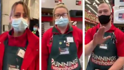 Human rights abuses in the paint aisle at Bunnings? Yeah, right