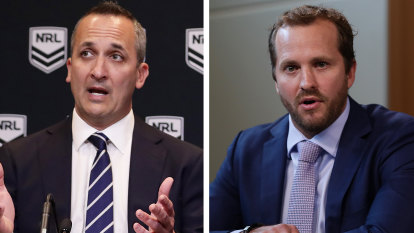 New flashpoint between NRL and players' union as pay war ramps up