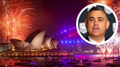Cancel Sydney's New Year's Eve fireworks and open up the regions, Barilaro says