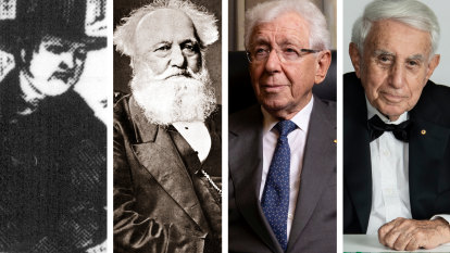 How a cast of business moguls shaped Sydney