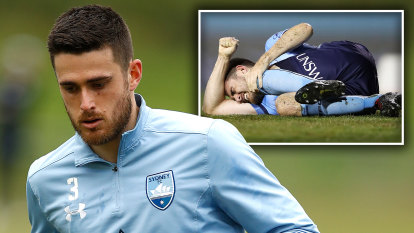 The Sydney defender who has three A-League winners medals, but has never played in a grand final